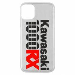 Чохол для iPhone 11 Pro Kawasaki 1000RX