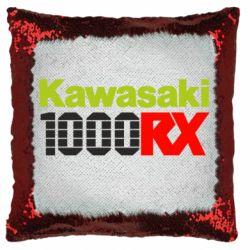 Подушка-хамелеон Kawasaki 1000RX
