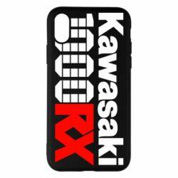 Чохол для iPhone X/Xs Kawasaki 1000RX