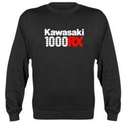 Реглан (свитшот) Kawasaki 1000RX - FatLine