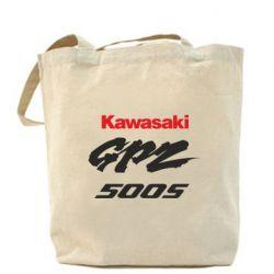 Купить Сумка Kawasaki GPZ500S, FatLine