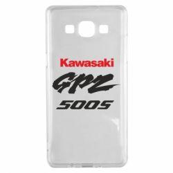 Чохол для Samsung A5 2015 Kawasaki GPZ500S
