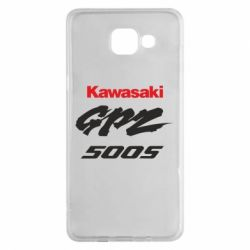 Чохол для Samsung A5 2016 Kawasaki GPZ500S