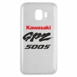 Чохол для Samsung J2 2018 Kawasaki GPZ500S