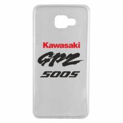 Чохол для Samsung A7 2016 Kawasaki GPZ500S
