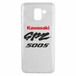 Чохол для Samsung J6 Kawasaki GPZ500S