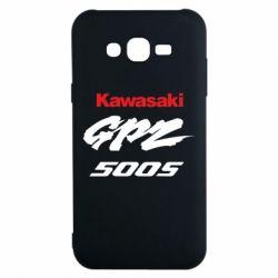 Чохол для Samsung J7 2015 Kawasaki GPZ500S