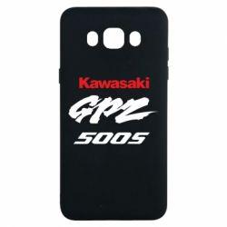 Чохол для Samsung J7 2016 Kawasaki GPZ500S