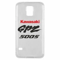 Чохол для Samsung S5 Kawasaki GPZ500S