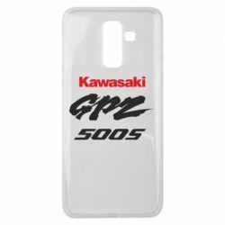 Чохол для Samsung J8 2018 Kawasaki GPZ500S