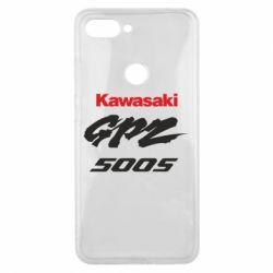 Чохол для Xiaomi Mi8 Lite Kawasaki GPZ500S