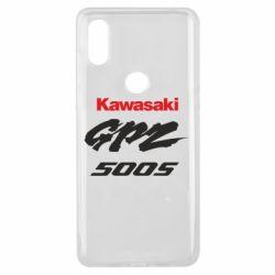 Чохол для Xiaomi Mi Mix 3 Kawasaki GPZ500S