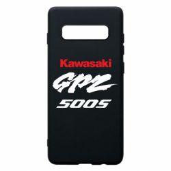 Чохол для Samsung S10+ Kawasaki GPZ500S