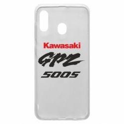 Чохол для Samsung A30 Kawasaki GPZ500S