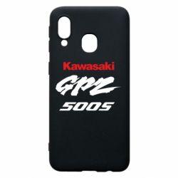 Чохол для Samsung A40 Kawasaki GPZ500S
