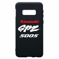 Чохол для Samsung S10e Kawasaki GPZ500S