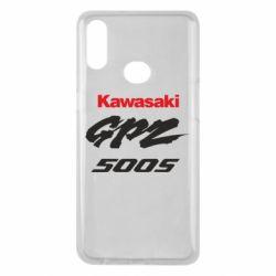 Чохол для Samsung A10s Kawasaki GPZ500S