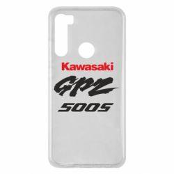 Чохол для Xiaomi Redmi Note 8 Kawasaki GPZ500S