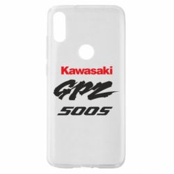 Чохол для Xiaomi Mi Play Kawasaki GPZ500S