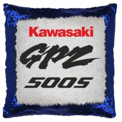 Подушка-хамелеон Kawasaki GPZ500S