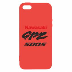 Купить Чехол для iPhone5/5S/SE Kawasaki GPZ500S, FatLine