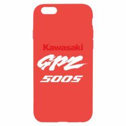 Чохол для iPhone 6/6S Kawasaki GPZ500S