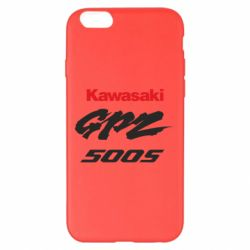 Чохол для iPhone 6 Plus/6S Plus Kawasaki GPZ500S