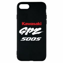 Чохол для iPhone 7 Kawasaki GPZ500S