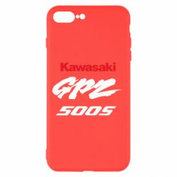 Чохол для iPhone 7 Plus Kawasaki GPZ500S