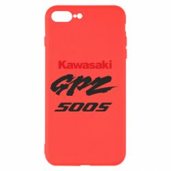 Чохол для iPhone 8 Plus Kawasaki GPZ500S