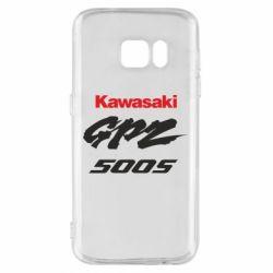 Чохол для Samsung S7 Kawasaki GPZ500S