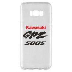 Чохол для Samsung S8+ Kawasaki GPZ500S