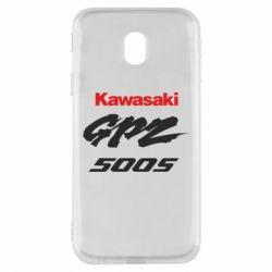 Чохол для Samsung J3 2017 Kawasaki GPZ500S