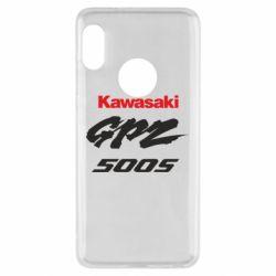 Чохол для Xiaomi Redmi Note 5 Kawasaki GPZ500S