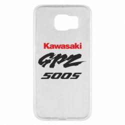 Чохол для Samsung S6 Kawasaki GPZ500S