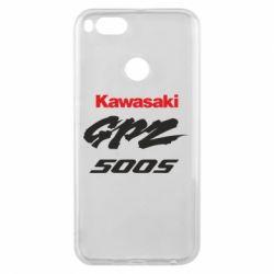 Чохол для Xiaomi Mi A1 Kawasaki GPZ500S