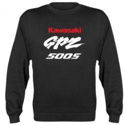 Реглан (свитшот) Kawasaki GPZ500S - FatLine