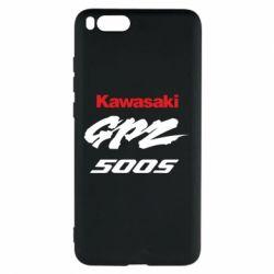 Чохол для Xiaomi Mi Note 3 Kawasaki GPZ500S