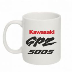 Кружка 320ml Kawasaki GPZ500S - FatLine