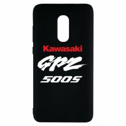 Чохол для Xiaomi Redmi Note 4 Kawasaki GPZ500S