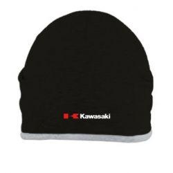 Шапка Kawasaki Logo - FatLine