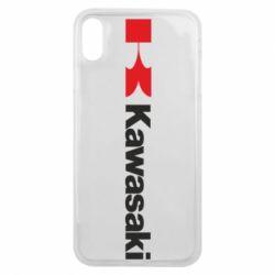 Чохол для iPhone Xs Max Kawasaki Logo