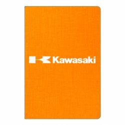 Блокнот А5 Kawasaki Logo