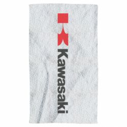 Рушник Kawasaki Logo