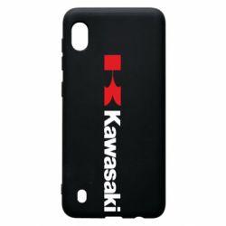 Чохол для Samsung A10 Kawasaki Logo
