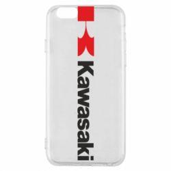 Чохол для iPhone 6/6S Kawasaki Logo