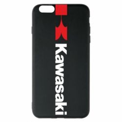 Чехол для iPhone 6 Plus/6S Plus Kawasaki Logo