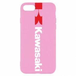Чохол для iPhone 7 Kawasaki Logo