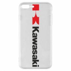 Чохол для iPhone 7 Plus Kawasaki Logo