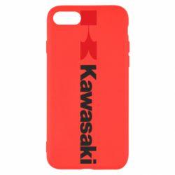 Чохол для iPhone 8 Kawasaki Logo